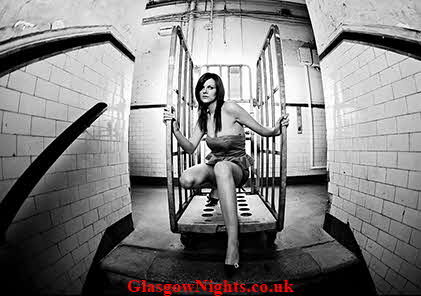Glasgow Nights Stacey